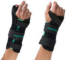 Aircast Wrist and Thumb Spice.