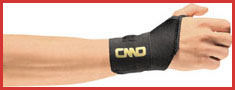CMO Elastic Wrist Support With Thumb Loop.