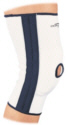 Cartilage knee support by Donjoy for post-arthroscopic knee surgery