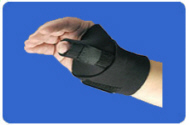 Modabber Thumb Orthosis by Hely Weber.