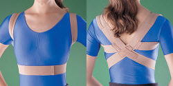 Oppo Posture Aid and Clavicle Support.