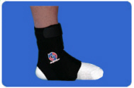 Cooper II Ankle Support by New Options Sports.