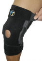 Hinged Knee Wrap by Pro-Tec.