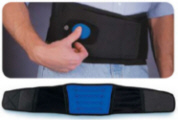AIRFORM Inflatable Back Supports by Royce.