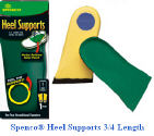 RX Heel and Arch Supports by Spenco.